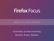 Firefox Focus: El navegador definitivo para iOS.