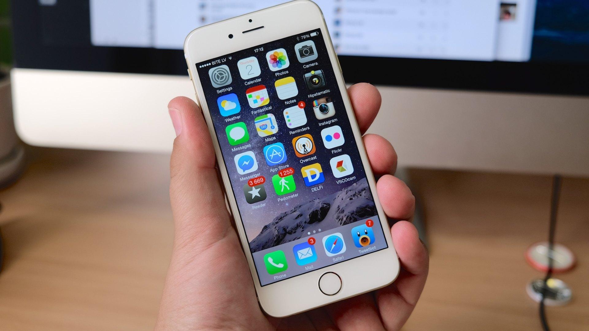 El famoso Iphone, creado en el continente asiatico.